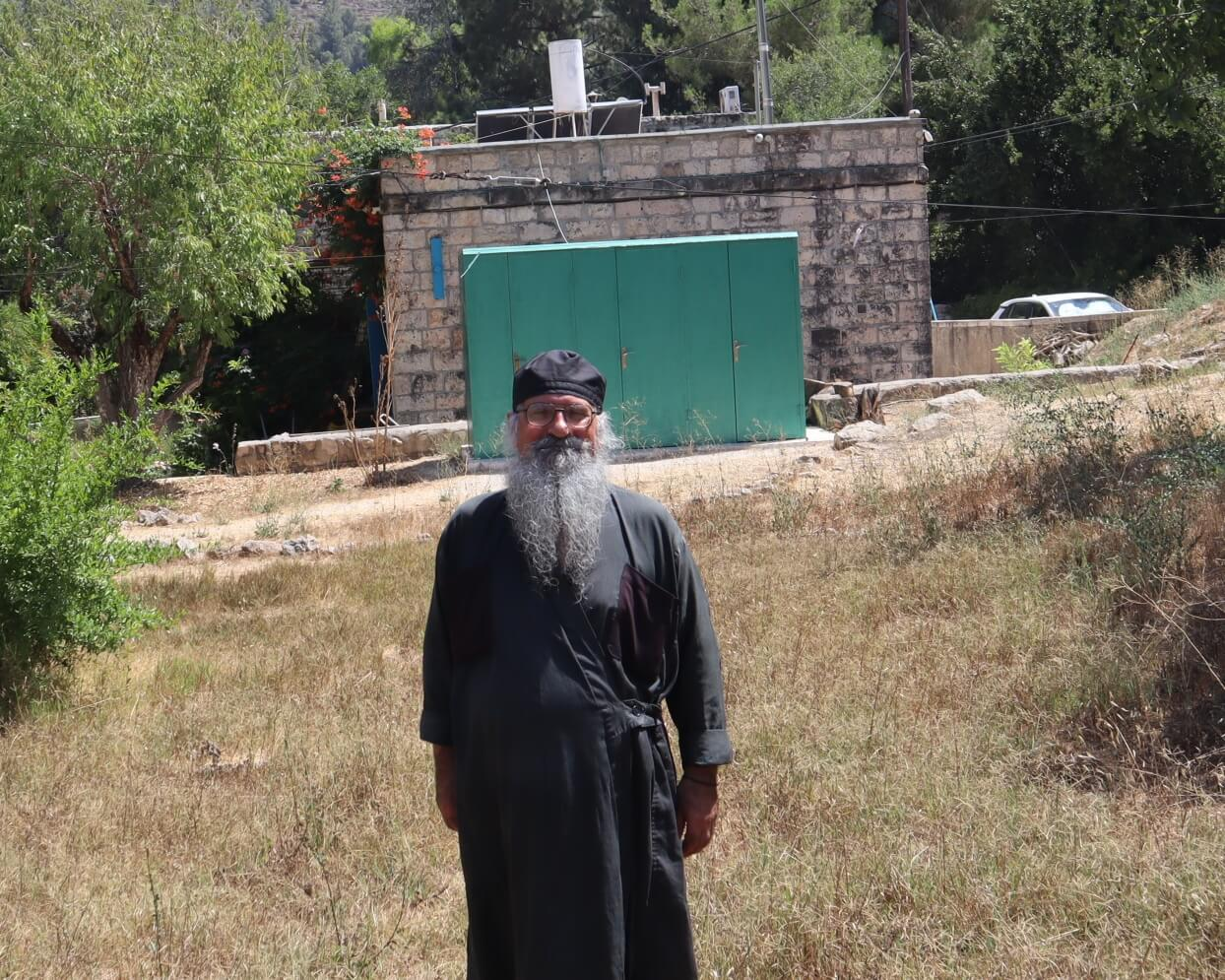 monk Hariton