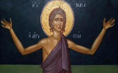 Неделя 5-я Великого поста, преподобной Марии Египетской. Патриаршее богослужение 18 апреля 2021