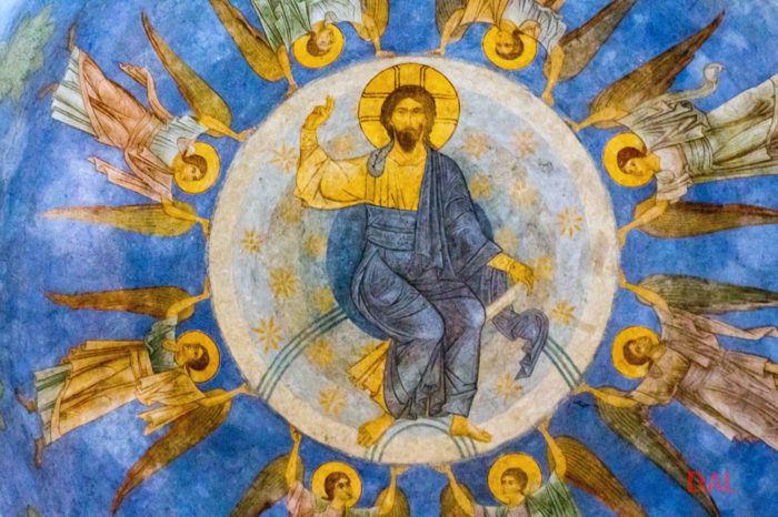 С праздником Вознесения Господня! Божественная Литургия 12 июня 2021